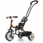 Milly Mally Boby Bike Deluxe Dětská tříkolka se stoupátkem brown