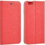 Pouzdro Vennus Book Xiaomi Redmi 4X červené