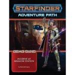 Hra na hrdiny Starfinder RPG: Dead Suns 1 Incident at Absolom Station