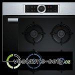 Set Bosch CDG634BS1 + POH6B6B10