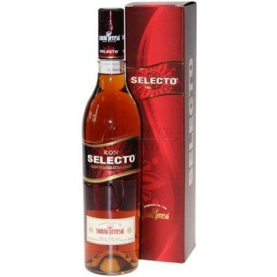 Rum Santa Teresa Selecto 0,7l 40%