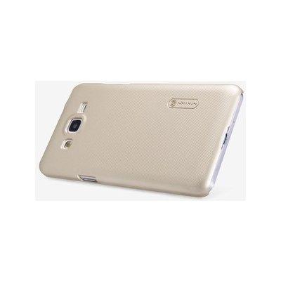 Pouzdro Nillkin Super Frosted zlaté Samsung G530 Galaxy Grand Prime