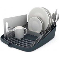 Odkapávač na nádobí joseph joseph arena šedý