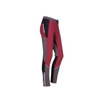 High Point GALE 3.0 LADY PANTS brick red/iron gate/black XS; Červená kalhoty