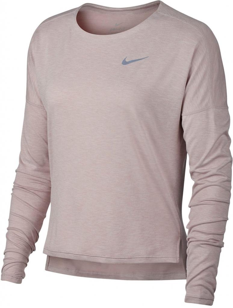 c0924648fe22 Nike W NK DRY MEDALIST TOP LS HTR AJ3362-684 od 1 323 Kč - Heureka.cz