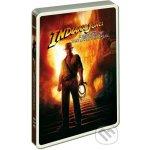 Indiana Jones a království křišťálové lebky DVD