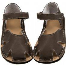 Barefoot dětské sandály ZEAZOO NEMO Grey šíře W 16773028dd