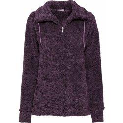 Esmara dámská zateplená mikina lila fialová dámská mikina - Nejlepší ... 99b706d741