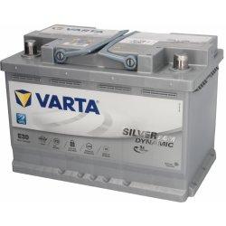 Varta Silver Dynamic AGM 12V 70Ah 760A 570 901 076