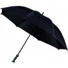 TORNADO Pánský deštník černý