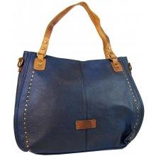 Sun-bags moderní kabelka přes rameno AE-0901 modrá