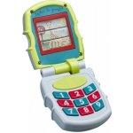 Vulli Hrající telefon žirafa Sophie zelená/modrá