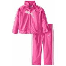 PUMA oblečení Collegiate Tricot set růžová
