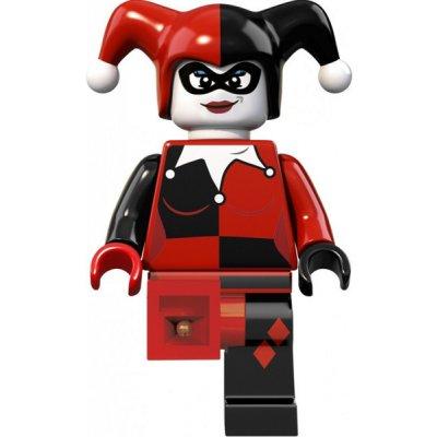 Přívěsek na klíče LEGO Licence DC Super Heroes Harley Quinn svítící figurka