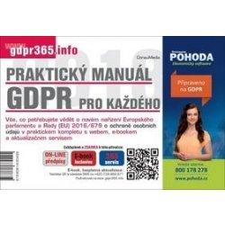 Praktický manuál GDPR pro každého