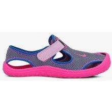 8a8f5d7dd9f9 Nike Sandály Dětské SUNRAY PROTECT CADET Fialová