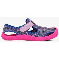 Dětská bota Nike Sandály Dětské SUNRAY PROTECT CADET Fialová 174eb99266a