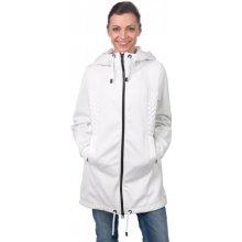 Geox dámský kabát smetanová