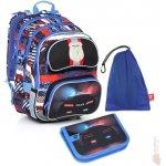 Topgal Sada pro školáka CHI 794 D SET MEDIUM (batoh,pouzdro,sáček na cvičky) + gumovací pero Pilot Frixion