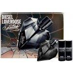 Diesel Loverdose Tattoo EdP 50 ml + tělové mléko 2 x 50 ml dárková sada