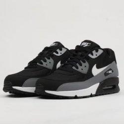 best website a0507 3d6a9 Nike Air Max 90 Essential black   white - cool grey