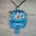 SunCity batoh Mickey Mouse Disney modrý