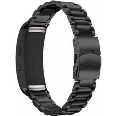 ESES kovový řemínek černý pro Samsung Gear Fit 2 1530000649