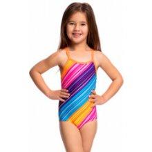 Dětské dívčí plavky Funkita Fine Lines f015c7ced7