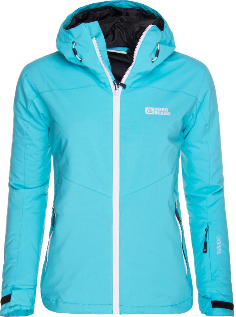 Nordblanc Merit NBWJL5846 dámská zimní bunda modrá 3d03c3f546