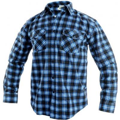 Canis Tom flanelová košile modrá