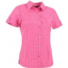 Alpine Pro dámská košile Adris II růžová