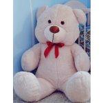 Plyšový Medvídek 180 cm bílý LittleUp