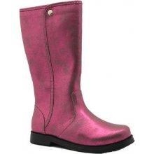 Dívčí kozačky Bugga fashion růžová B00139-03