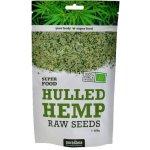 Purasana Hulled Hemp Seed Bio 200 g