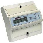 elektroměr PRO1250D 10/100A., přímé třífázové měření 0,5 - 100 A, úředně ověřený, CZ