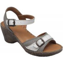 Santé N 309 7 13 10 dámský sandál šedé 2d3b1bea6d4