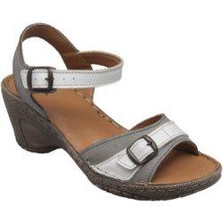 77d1628eafe2 Santé N 309 7 13 10 dámský sandál šedé od 909 Kč - Heureka.cz