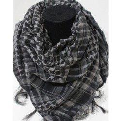 Arabský šátek arafat palestina šedá od 189 Kč - Heureka.cz 091ba907e8