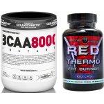 SizeAndSymmetry Nutrition Instant BCAA 8000 300 g