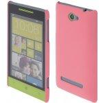 Pouzdro Coby Exclusive HTC Windows Phone 8S růžové