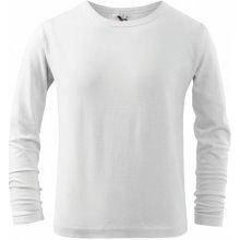 Adler Long Sleeve 160 triko dětské 121 bílá