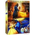 KOLEKCE KRÁSKA A ZVÍŘE DVD