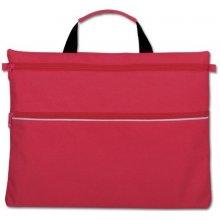2b633da471b Adalia taška na dokumenty červená