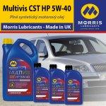 Morris Multivis CST HP 5W-40 8 l