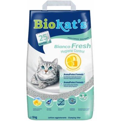 Biokat's Bianco Fresh Control 5,0 kg