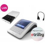 Elcom Euro-150TEi Flexy LAN + pokladní zásuvka CD-530