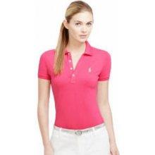 71212743d2 Ralph Lauren W polo Club SS růžové