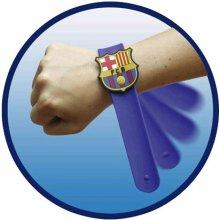 Silikonový náramek FC Barcelona 2D znak 327706 CurePink