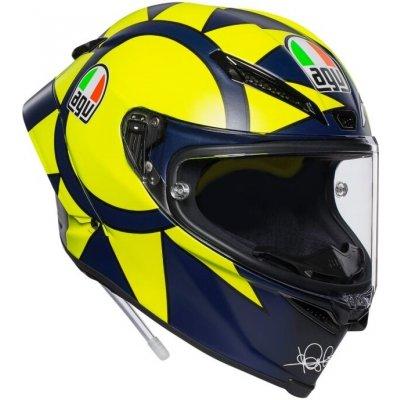 AGV Pista GP RR Rossi Soleluna 2019