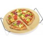 Küchenprofi Pizza kámen s rámem 30cm